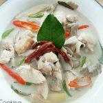 Chicken and Galangal - ไก่ต้มข่า 🇹🇭