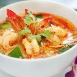 Tom Yum Shrimps - ต้มยำกุ้ง 🇹🇭